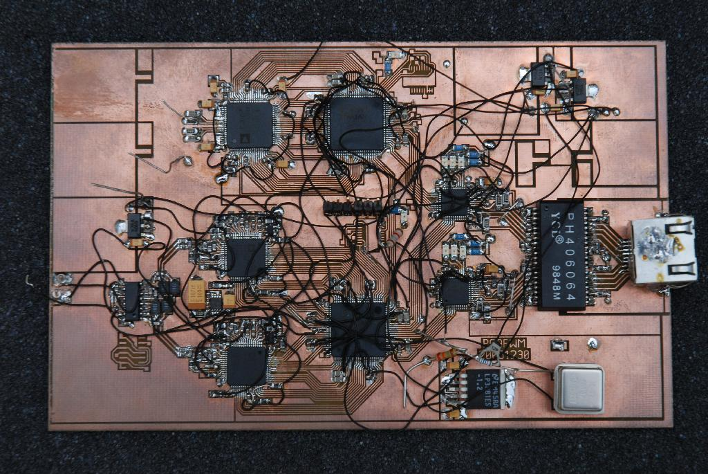 PA3FWM's software defined radio page