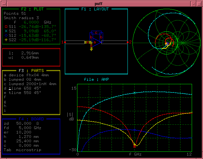 Puff Microwave Cad Software On Linux